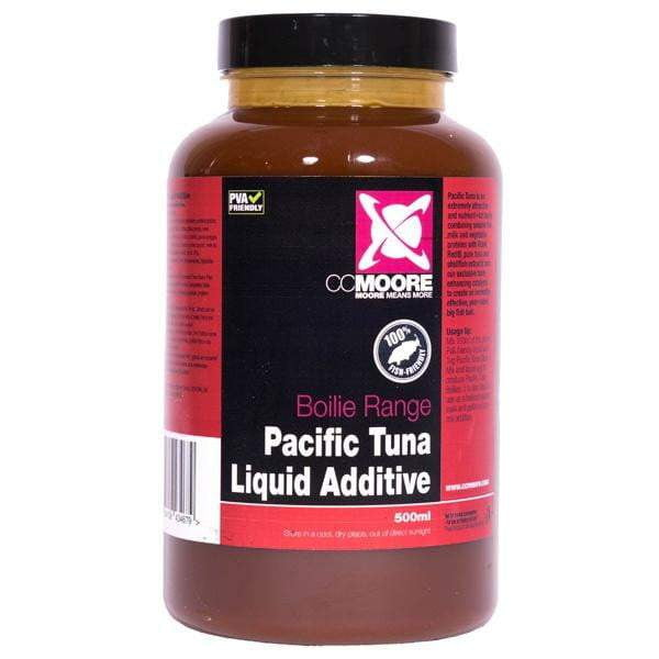 C C Moore Pacific Tuna Liquid Additive 500ml - taskers-angling