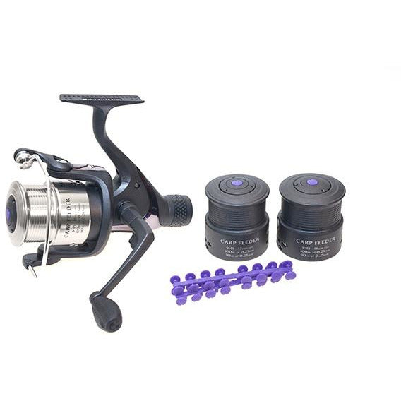Drennan Series-7 Carp Feeder 9-45 Reel