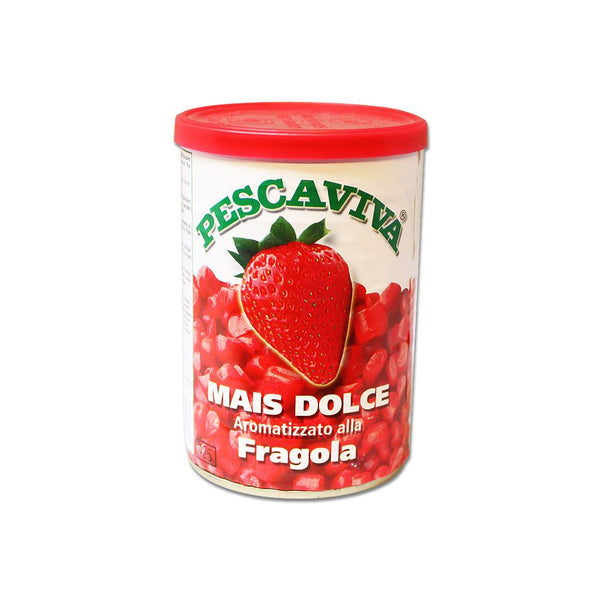 Pescaviva Sweetcorn 340g Strawberry