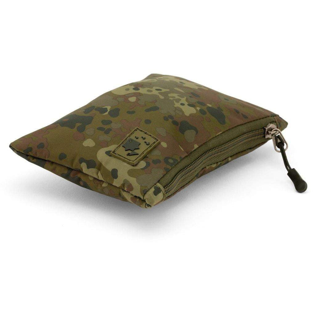 Thinking Anglers Camfleck Small Zip Pouch - taskers-angling