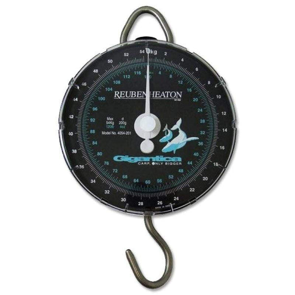 Korda Gigantica Dial Scale 120lb - taskers-angling