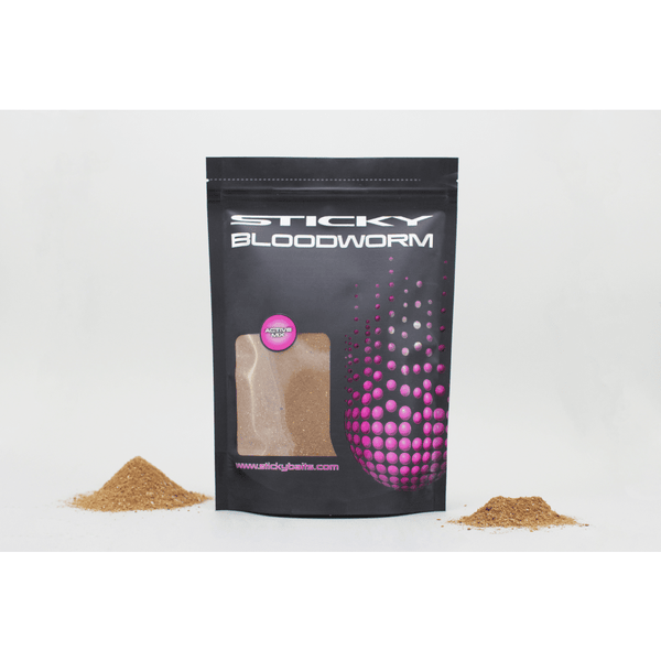 Bloodworm Active Mix - taskers-angling