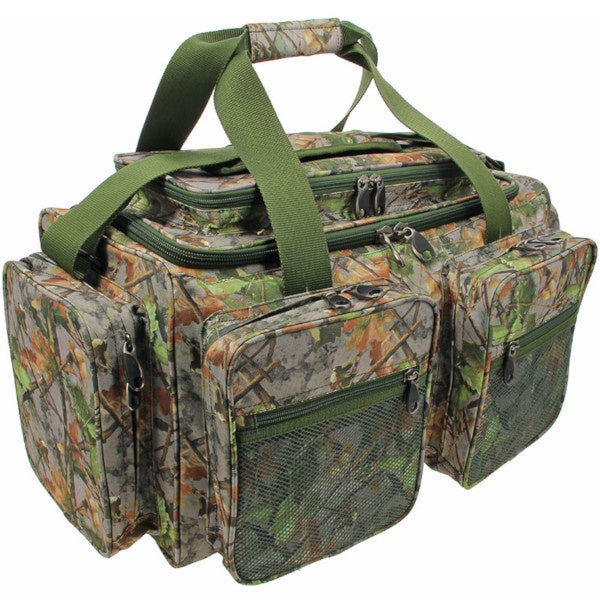 NGT XPR Multi Pocket Carryall Camo