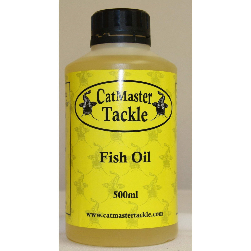 CatMaster Tackle Oil 500ml - taskers-angling