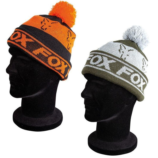 Fox Bobble Hat