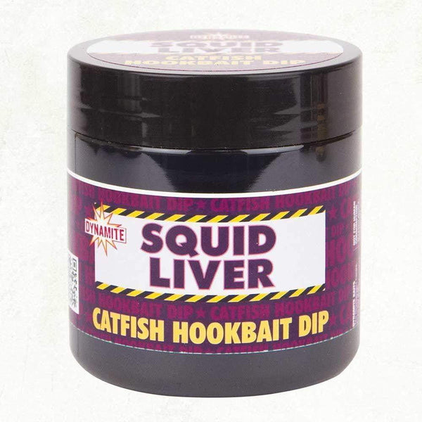 Squid Liver Catfish Dip 270ml - taskers-angling