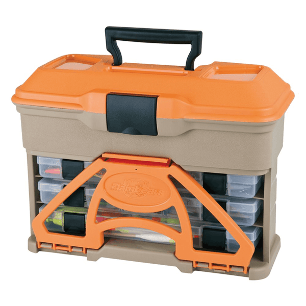 Flambeau T3 Multi Front Loader Tackle Box - taskers-angling