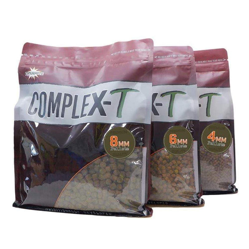 Dynamite CompleX-T Pellets 900g - taskers-angling