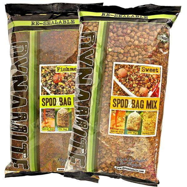 Spod & Bag Mix 2kg: Fishmeal - taskers-angling