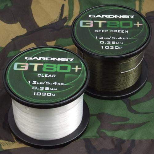 Gardner GT80+ Line Camo Green - taskers-angling