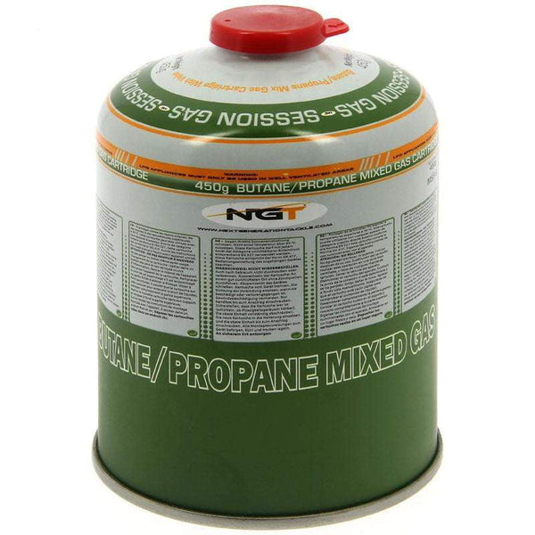 NGT Butane 450G Gas Canister - taskers-angling