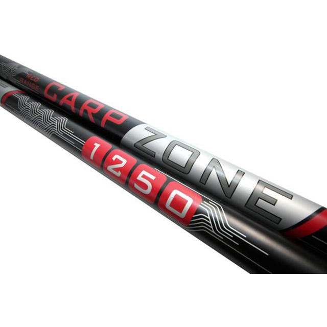 Drennan Red Range 12.5m Carp Zone Pole