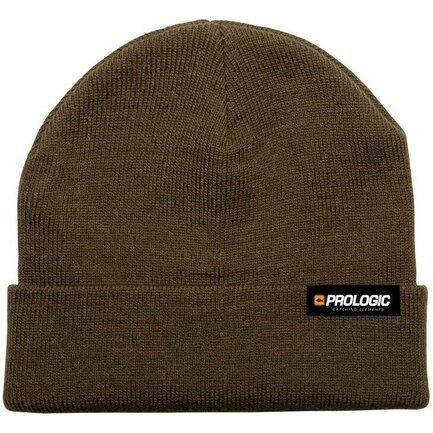 Prologic Fold-Up Knit Beanie - Rifle Green