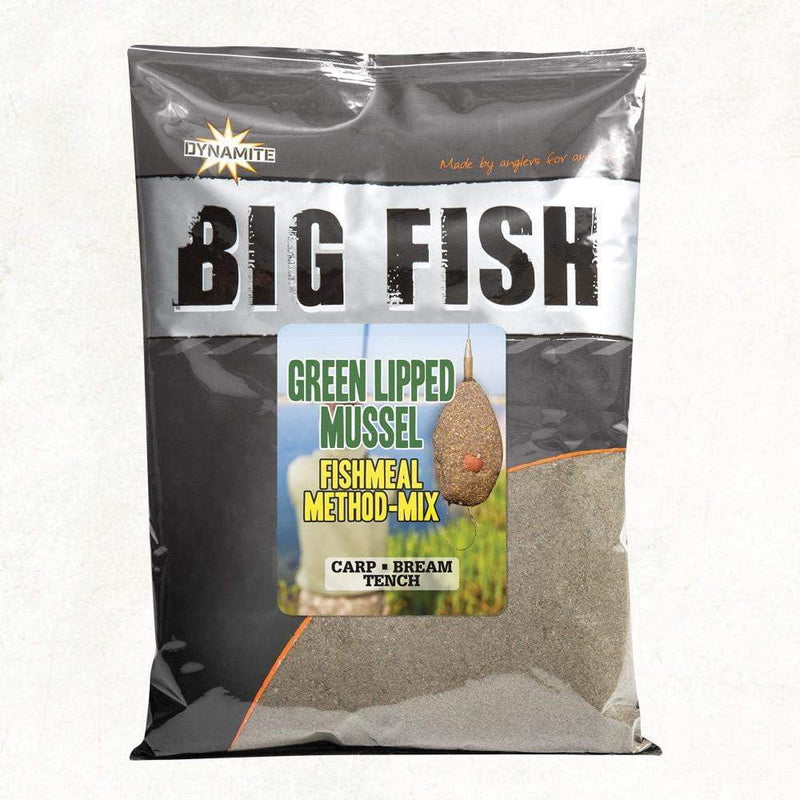 GLM Fishmeal Method Mix 1.8kg - taskers-angling