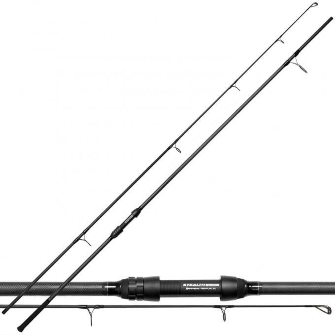 Century Stealth Graphene S50 12ft Titanium Guide Rod - taskers-angling