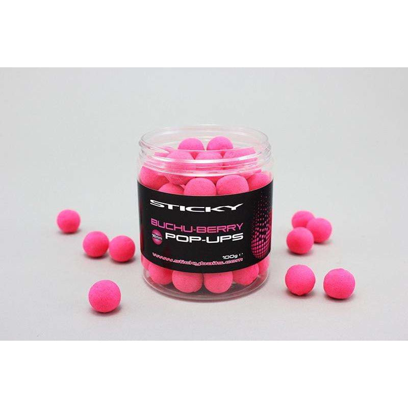 Buchu-Berry Pop-Ups 16mm - taskers-angling