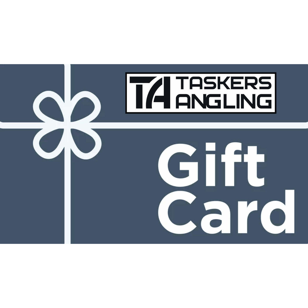 Gift Card  (Physical for in-store use) - taskers-angling