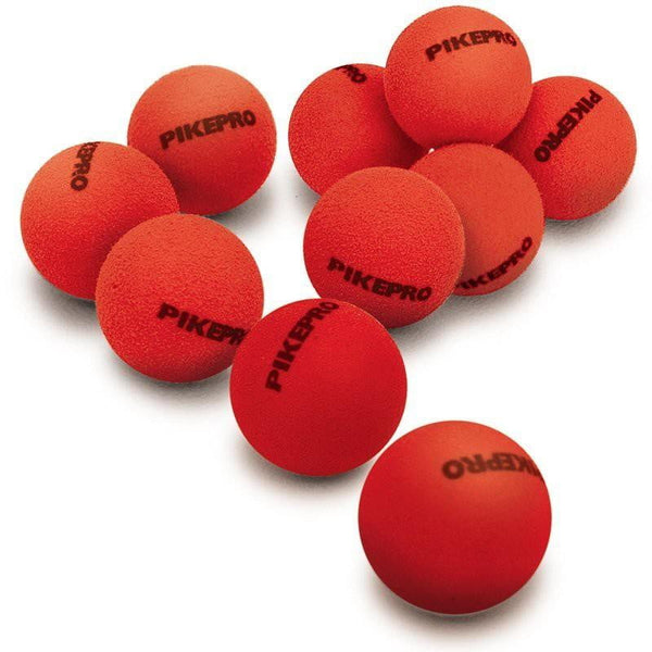 PikePro Bait Poppers Red - taskers-angling