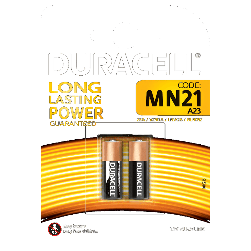 Duracell DMN21(2 Pack) - taskers-angling