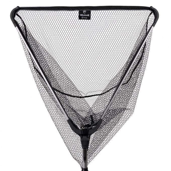 Fox Rage Warrior Net 70cm 2.4m Rubber - taskers-angling