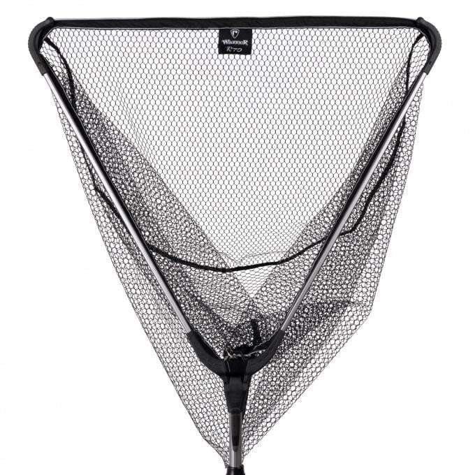 Fox Rage Warrior Net 60cm 2.1m Rubber - taskers-angling