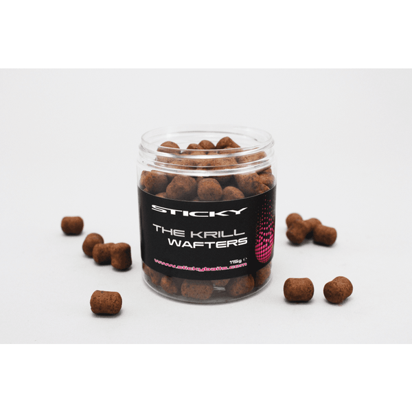 The Krill Wafters Dumbells - taskers-angling