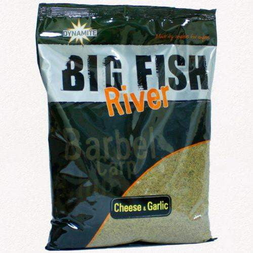 Dynamite Baits River Groundbait Cheese&Garlic 1.8kg - taskers-angling