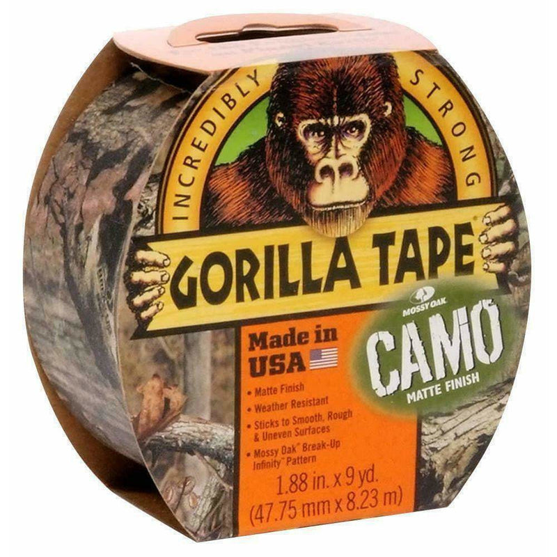 Gorilla Camo Tape 8.3m - taskers-angling