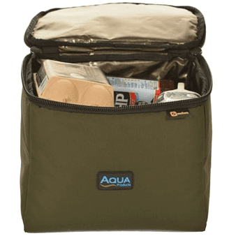 Aqua Roving Cool Bag Black Series - taskers-angling
