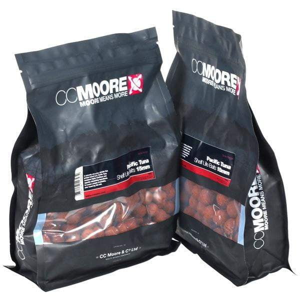 C C Moore Pacific Tuna SHELF Baits 15mm 5kg - taskers-angling