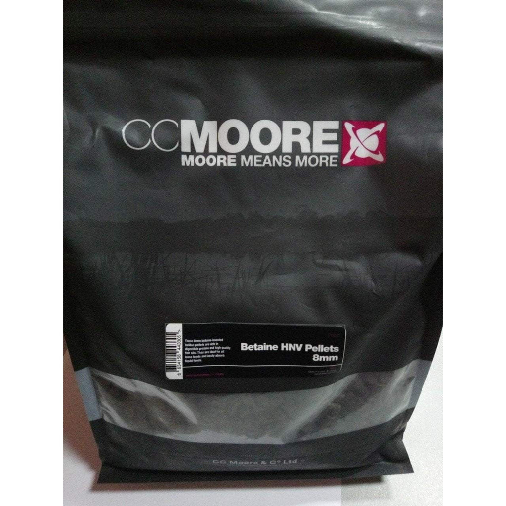 C C Moore Betaine HNV Pellet 1kg: 8mm - taskers-angling