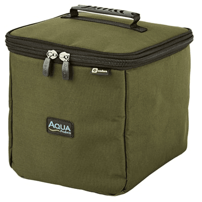 Aqua Session Cool Bag Black Series - taskers-angling