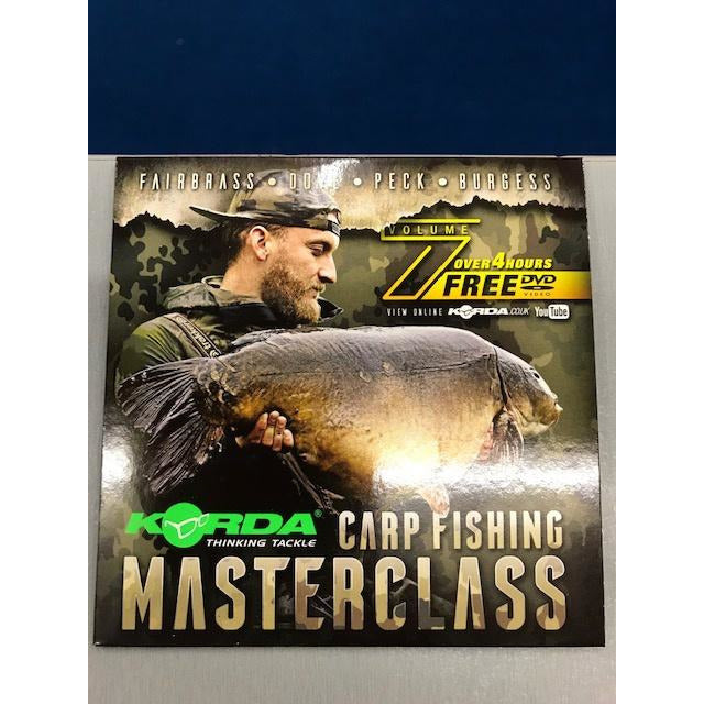Korda Carpfishing Masterclass(Free With Orders Over £20!)