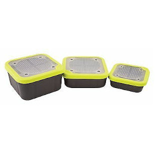 Matrix Grey/Lime Bait Box