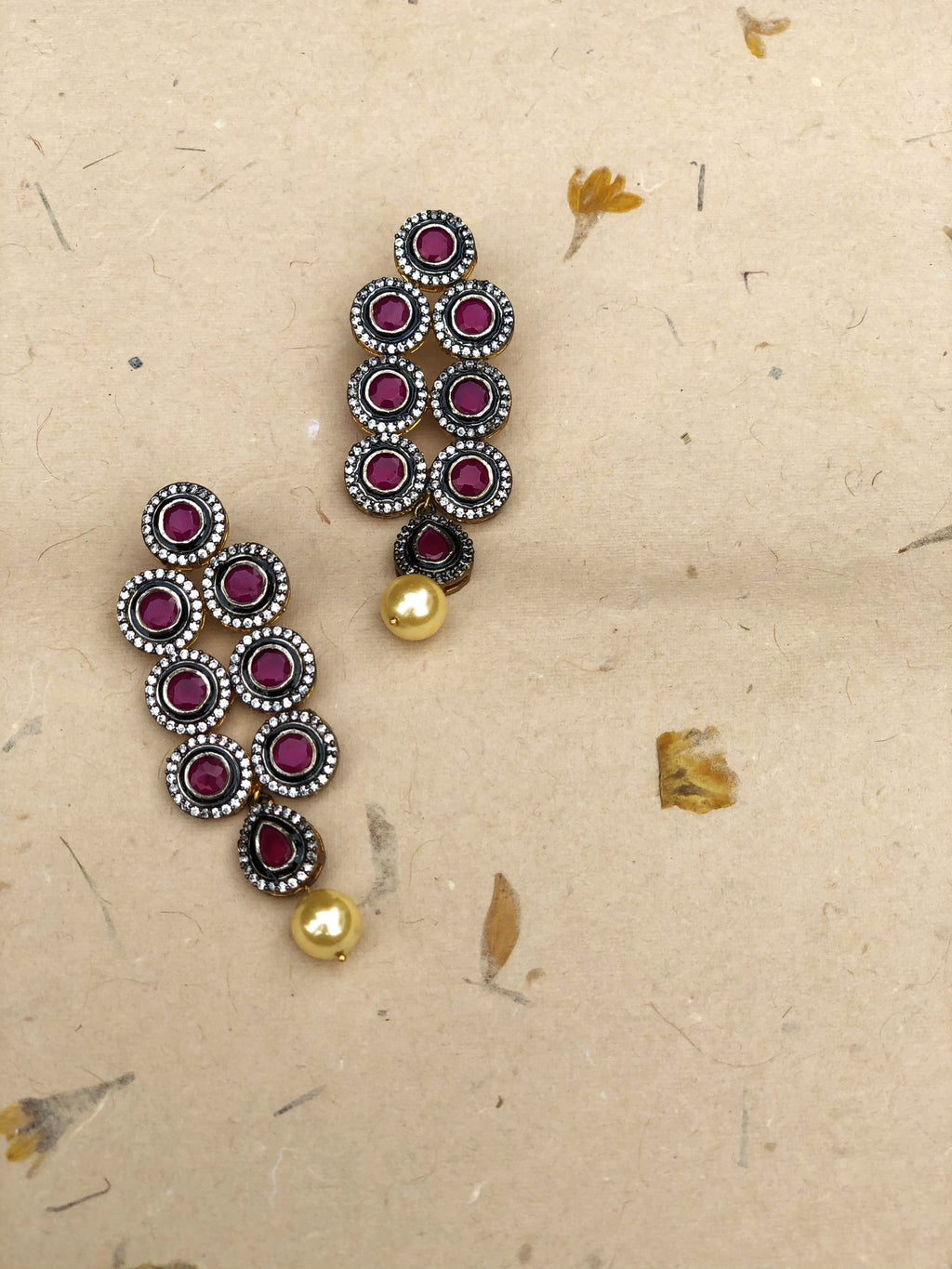 Gulaal Earrings