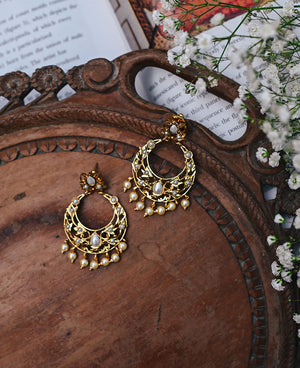 Hyderabadi Earrings