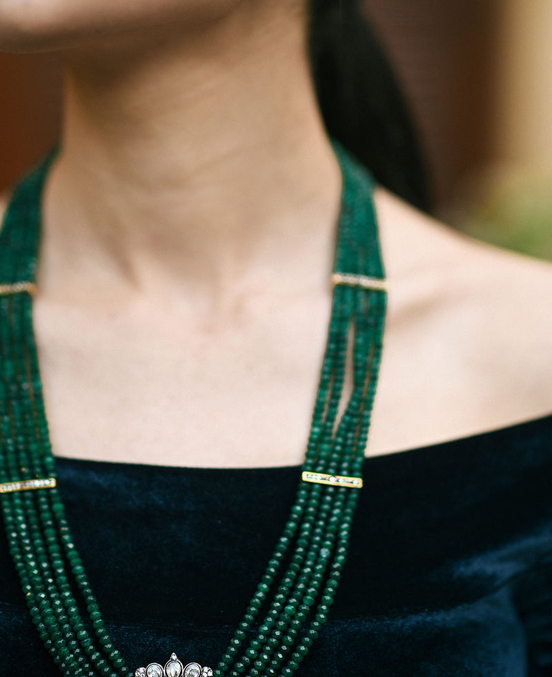 Harithi Layered Necklace