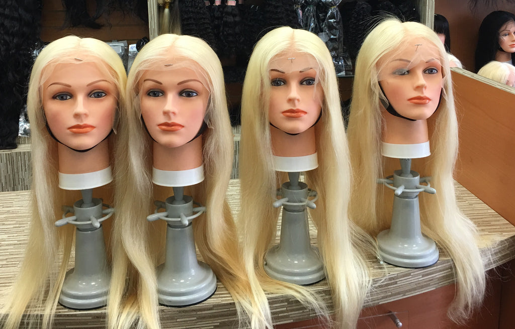 the  blonde collection