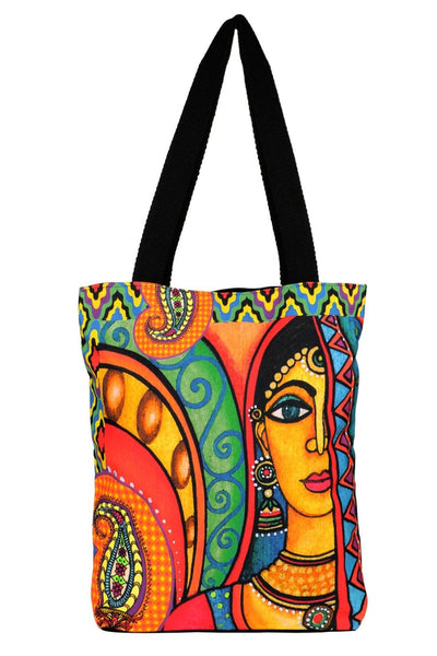 ALL THING SUNDAR TOTE BAG 150-01