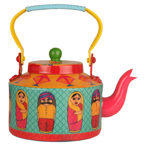 ALL THINGS SUNDAR KETTLE BABUSHKA K03-125