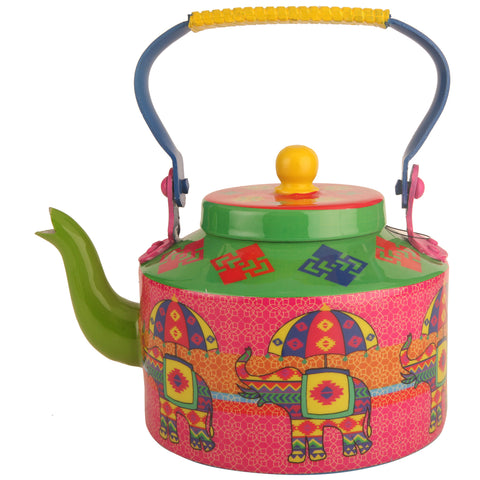 ALL THINGS SUNDAR KETTLE OLD ELEPHANT K03-139