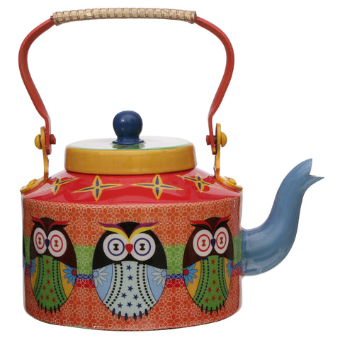 ALL THINGS SUNDAR KETTLE OWL K03-148