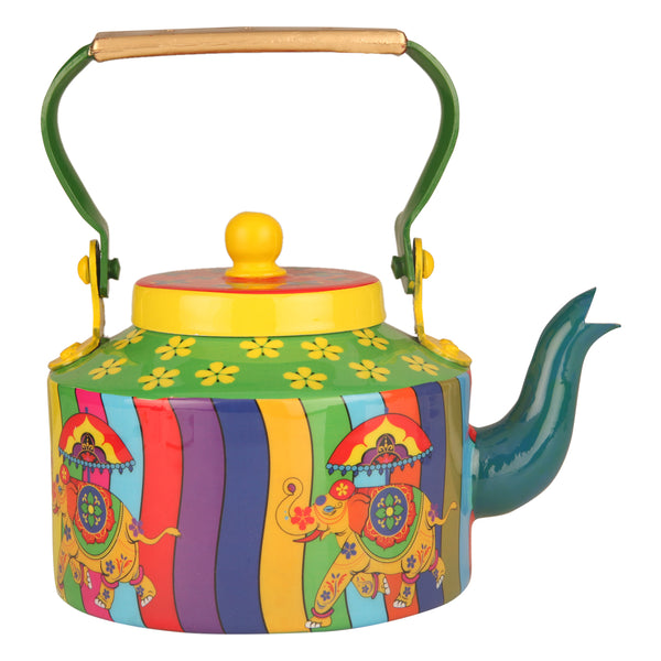 ALL THINGS SUNDAR KETTLE NEW ELEPHANT K03-159