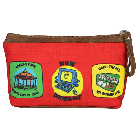 LADIES POUCH P03-b