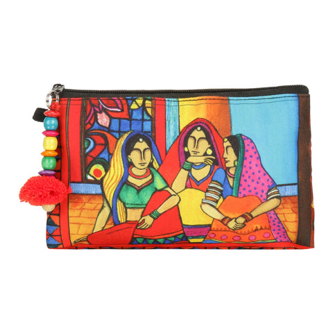 ALL THINGS SUNDAR POUCH P07-29