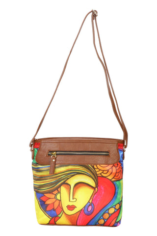 ALL THINGS SUNDAR SLING BAG S16-04