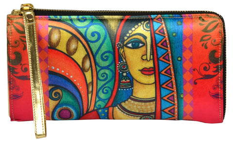 ladies wallet -W01-01