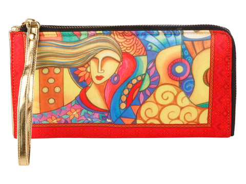 ladies wallet -W01-04