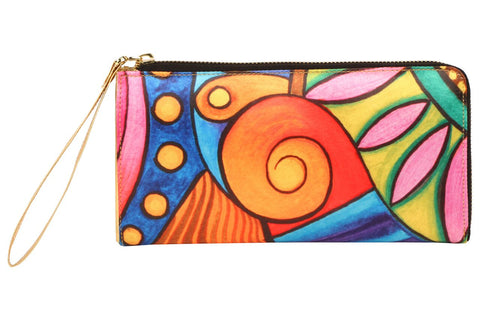 ladies wallet -W01-12