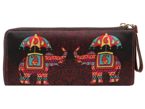LADIES WALLET W03-139